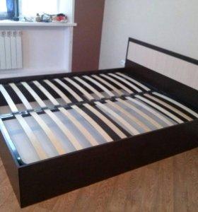"""Кровать """"Фиеста с подъемным механизмом""""1.4 и 1.6м"""