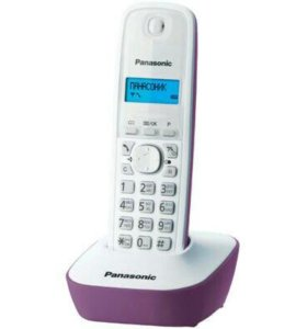 Телефон база-трубка Panasonik