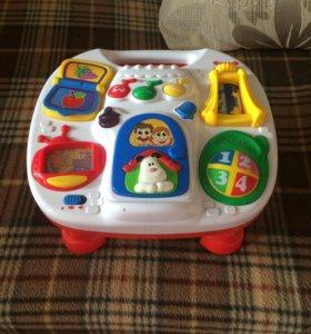 Развивающая игрушка Музыкальное пианино