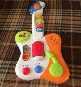 Развивающая игрушка Гитара музыкальная