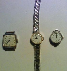 Часы женские. СССР. За все
