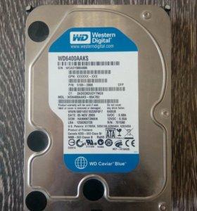 Жесткий диск WD 650 GB для PC