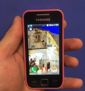 Samsung s5250 wawe 525