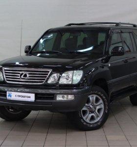 Lexus LX, 2006