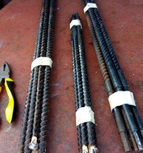 Сверло для кирпича и бетона для дрели