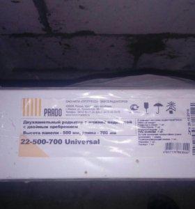 Радиаторы Prado