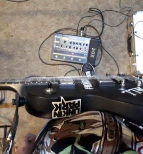Гитарный процессор эффектов VOX Tonelab Ex