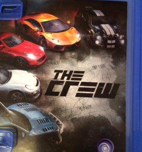 Игра на PS4 TheCrew