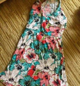Летнее платье H&M новое!
