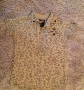 Рубашка Armani на 4-5 лет