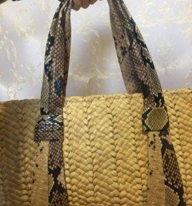 Пляжная сумка стильпарк