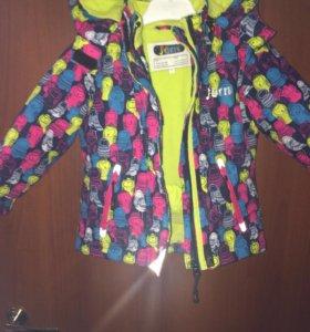Зимняя куртка 98 р