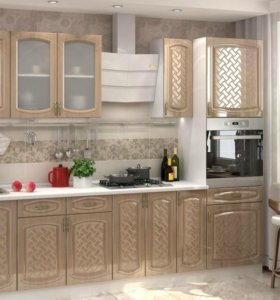 """Мод. кухня """"Сити"""", композиция 2, 2,9 м"""