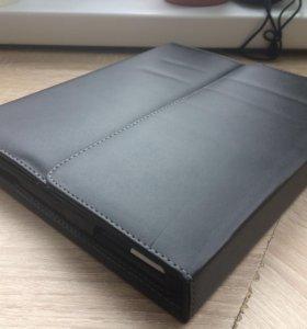 Чехол iPad 2,3 с клавиатурой Bluetooth
