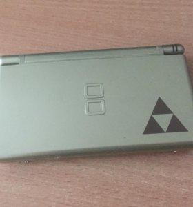 Nintendo DS Zelda Limited edition + Флэш-картридж