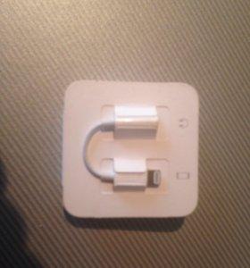 Оригинальные наушники iPhone7