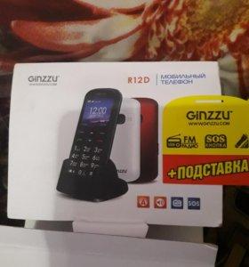 Телефон Ginzzu Model R12D