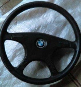 Руль от BMW E-34