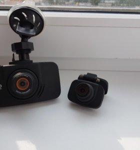 Видеорегистратор intego vx-760 dual