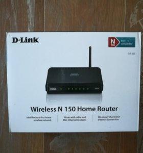 Роутер D-link 300