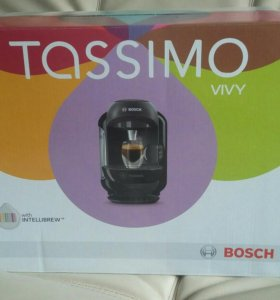 Кофемашина капсульная Bosch новая