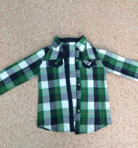 Рубашка для девочки , рост 140