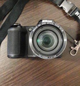 Новый Цифровой фотоаппарат NIKON Coolpix L340
