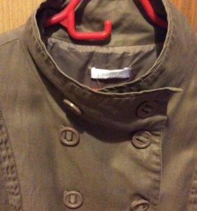 Пиджак ветровка для беременных