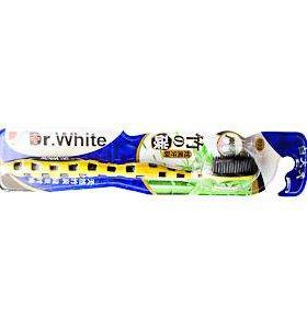 Бамбуковая зубная щетка Dr. White