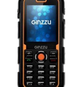 Телефон Ginzzu R2 Dual Black