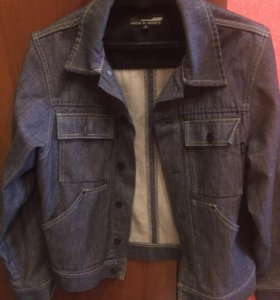 Джинсовая куртка J&J