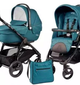 Коляска 2 в 1 Peg Perego Book Plus XL Modularsyste