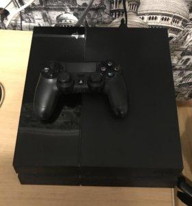 Игровая консоль PlayStation 4 PS4