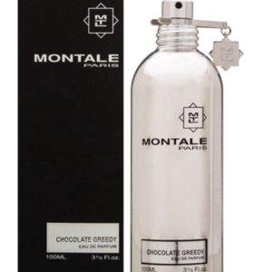 MONTALE CHOCOLATE GREEDY tester
