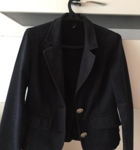 Продам женский черный пиджак
