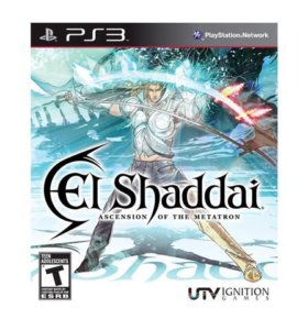 Игра El Shaddai: Ascension of the Mansion (PS3)