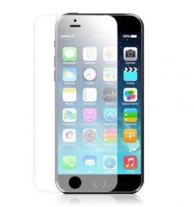 Защитные стекла на iPhone 4/4s,5/5s, 6/6s