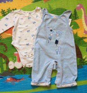 Детская одежда размер 56-62.