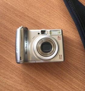 СРОЧНО Фотоаппарат Canon