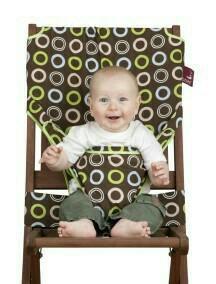 Тканевый стул для малышей Totseat