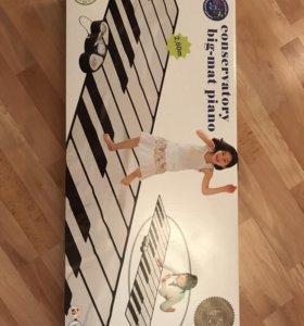 Детское пианино ковер
