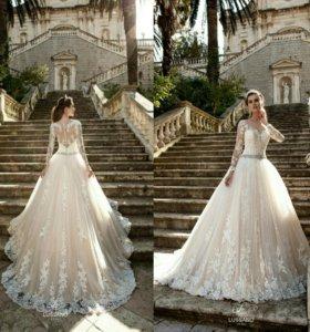 Свадебное платье на прокат Lussano Bridal Madonna