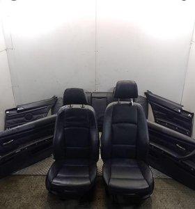 Салон сиденья BMW 3 серии Е92