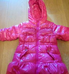 Куртка-пальто Futurino 98р.