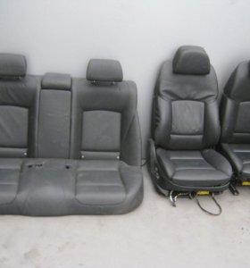 Салон сиденья BMW 7 F01 F02