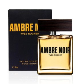 Туалетная Вода «Ambre Noir»