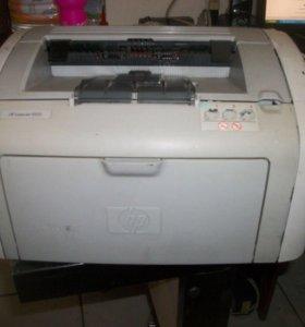 Принтер HP LaserJet 1020i