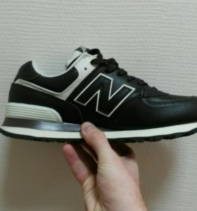 ✔Кроссовки New Balance 574 Brown Leather