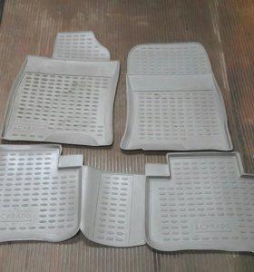 Комплект оригинальных ковриков для LC PRADO 120