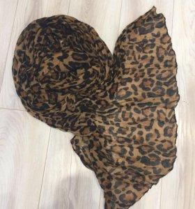 Палантин леопард